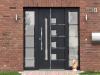 Türen aus Aluminium